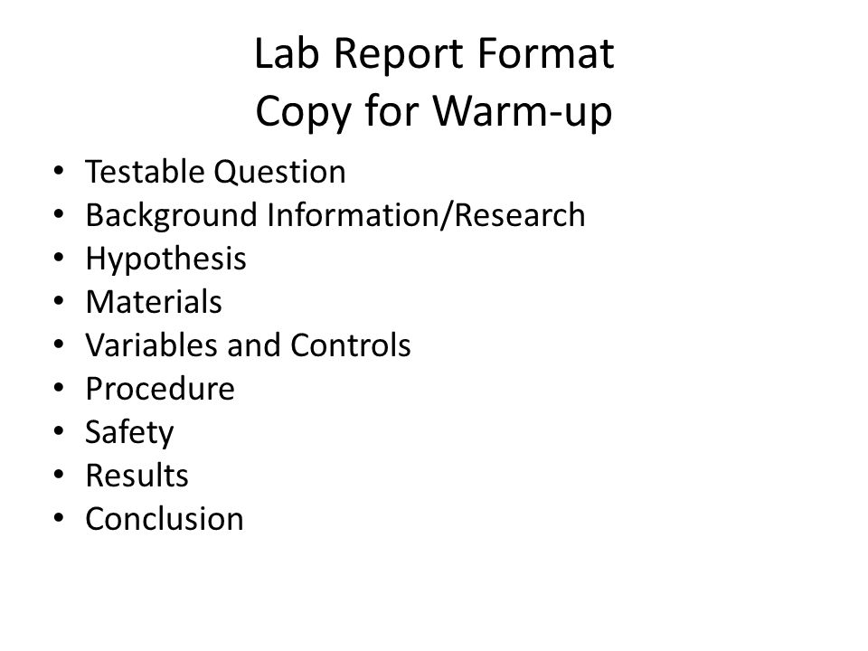 do my lab report for me If you are taking a general biology course or ap biology, at some point you will have to do biology lab experiments this means that you will also have to complete biology lab reports the purpose of writing a lab report is to determine how well you performed your experiment, how much you understood.