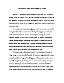 Essay About Music  Sample Essays High School Students also Writing Services Rates  Example Of An Essay With A Thesis Statement