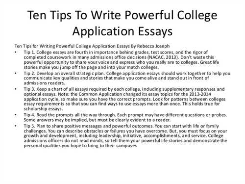 Why I Chose This College Essay Example Redesigned Sat Essay Prompts