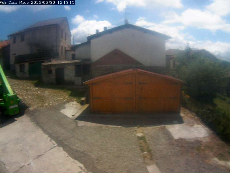 Webcam del Brallo - Feligara